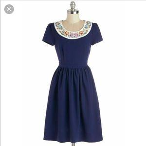 ModCloth's Trip to Helen Bird Dress
